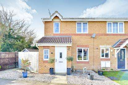 3 Bedrooms End Of Terrace House for sale in Moors Close, Deanshanger, Milton Keynes, Northamptonshire