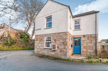2 Bedrooms Semi Detached House for sale in Gulval, Penzance, Cornwall