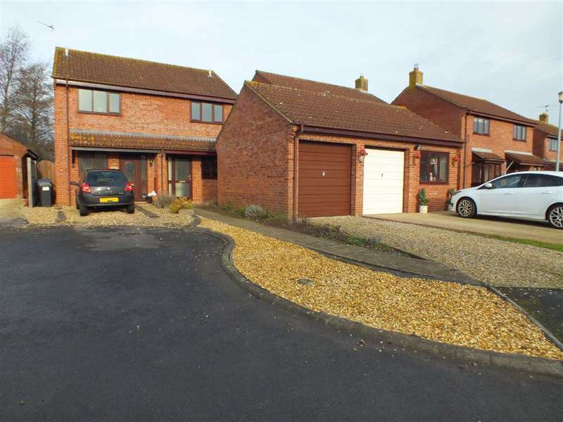 2 Bedrooms Semi Detached House for sale in School Lane, Staverton, Wiltshire, BA14