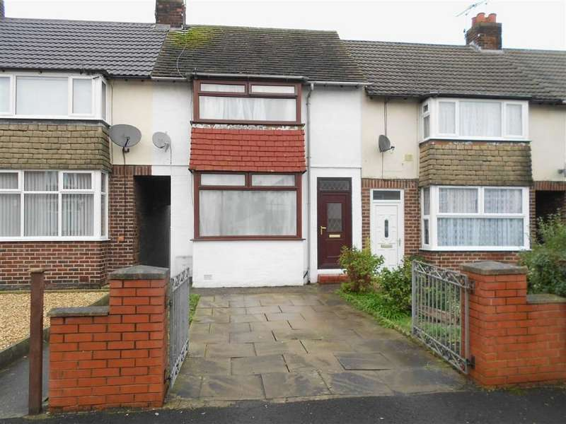 3 Bedrooms Terraced House for sale in Micklewright Avenue, Crewe, Cheshire