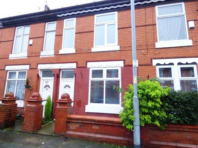 2 Bedrooms Terraced House for sale in Thornton Road, Manchester, M14