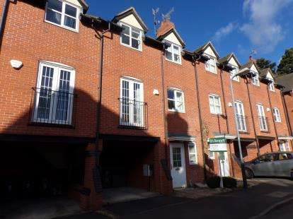 4 Bedrooms Terraced House for sale in Bardswell Court, Stratford Upon Avon, Warwickshire