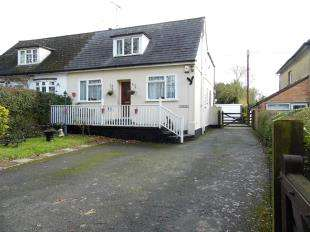 3 Bedrooms Semi Detached House for sale in Harple Lane, Detling, Maidstone, Kent