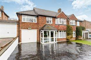 5 Bedrooms Semi Detached House for sale in Gravel Hill, South Croydon, Surrey