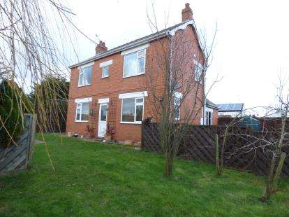 2 Bedrooms Detached House for sale in Field Lane, Bardney, Lincoln, Lincolnshire