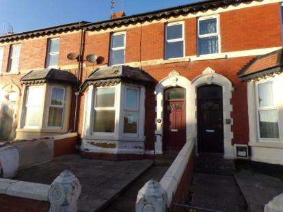 5 Bedrooms House for sale in Chesterfield Road, Blackpool, Lancashire, FY1