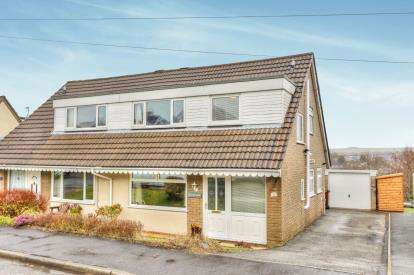3 Bedrooms Semi Detached House for sale in Buttermere Road, Burnley, Lancashire, BB10