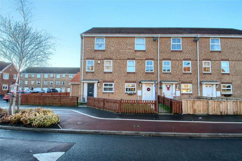 4 Bedrooms Terraced House for sale in Fullerton Way, Thornaby