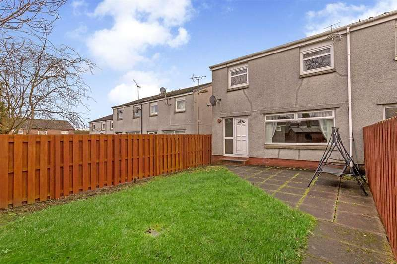 3 Bedrooms End Of Terrace House for sale in 63 Thomson Grove, Uphall, Broxburn, EH52