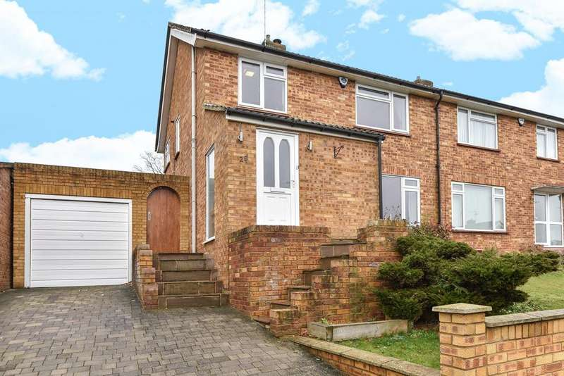 3 Bedrooms House for sale in Woodland Way - large garden room/office/man cave