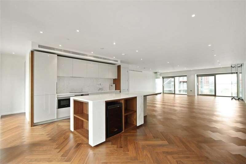 3 Bedrooms Flat for sale in Embassy Gardens, 8 New Union Squar, Nine Elms, London, SW11