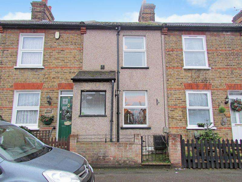 2 Bedrooms Cottage House for sale in High Road, Wilmington