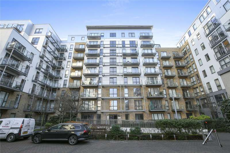 1 Bedroom Flat for sale in Sargasso Court, 30 Voysey Square, London, E3