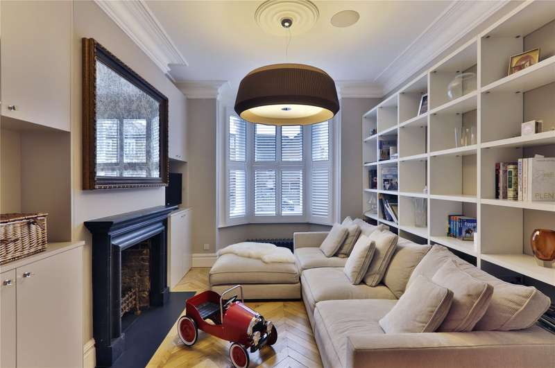 5 Bedrooms House for sale in St. Ann's Crescent, Wandsworth, London, SW18