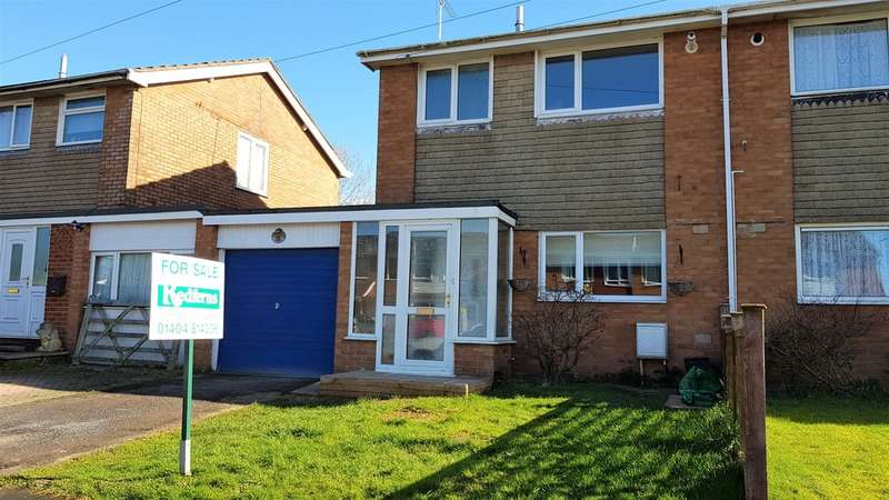 3 Bedrooms Semi Detached House for sale in Feniton