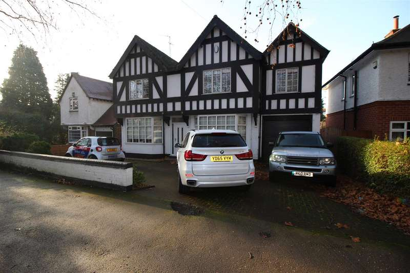 5 Bedrooms Detached House for sale in Wollaton Vale, Wollaton