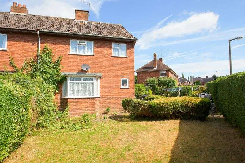 3 Bedrooms Property for sale in Alexander Close Catshill, Bromsgrove