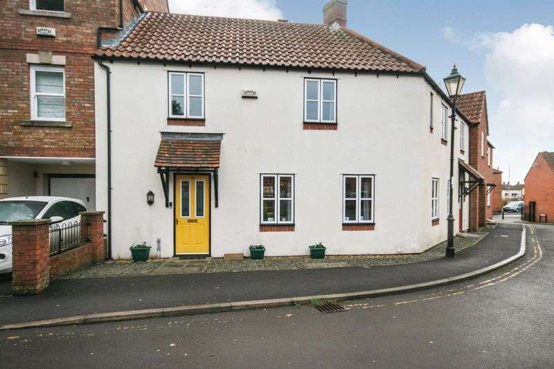 3 Bedrooms Property for sale in Priory Court, Bridgwater
