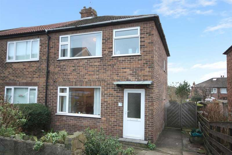 3 Bedrooms End Of Terrace House for sale in Windmill Hill, Pudsey