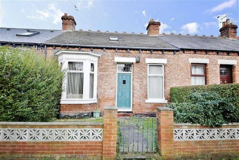 2 Bedrooms Cottage House for sale in Blackett Terrace, Millfield, Sunderland, SR4