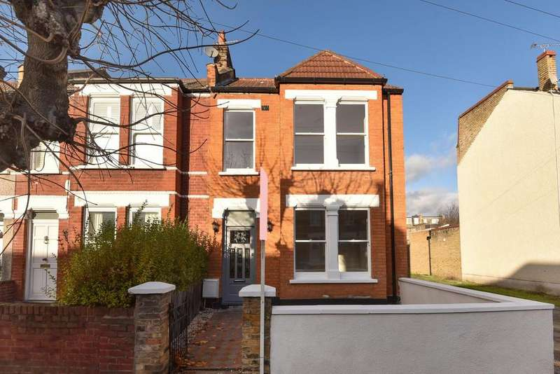 4 Bedrooms End Of Terrace House for sale in Effra Road, Wimbledon