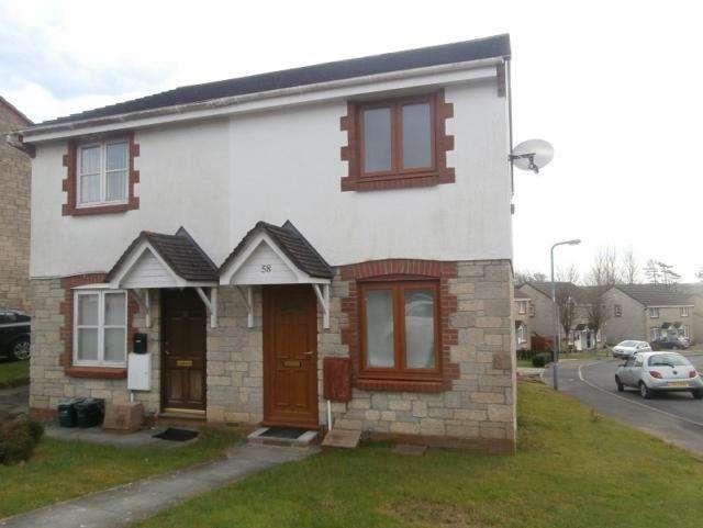 2 Bedrooms Semi Detached House for rent in 58 Parc Morlais Llangennech Llanelli