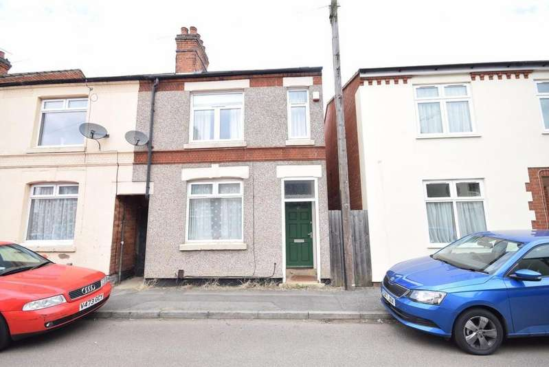 3 Bedrooms Terraced House for rent in Littlewood Street, Rothwell