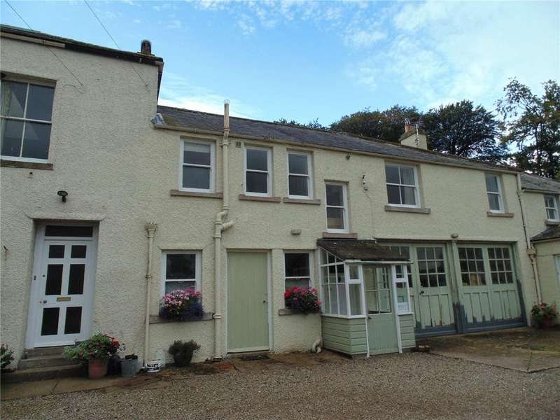 2 Bedrooms Flat for rent in Yearle House, Wooler, Northumberland, NE71