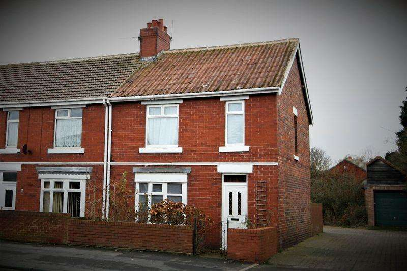3 Bedrooms End Of Terrace House for sale in Thorpe Road, Easington Village