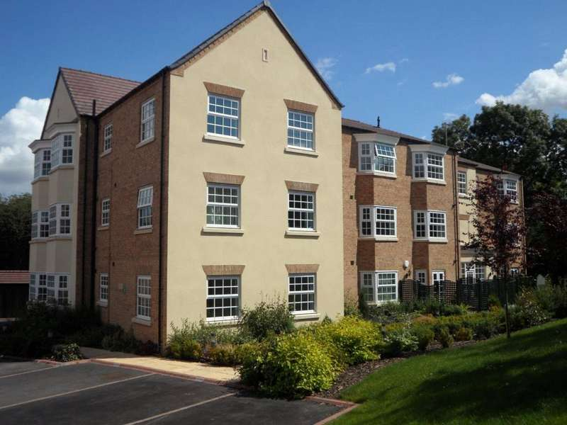 2 Bedrooms Apartment Flat for sale in Meadow Vale Close, Yarm, Stockton-On-Tees