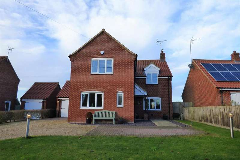 4 Bedrooms Detached House for sale in Ashburton Road, Ickburgh
