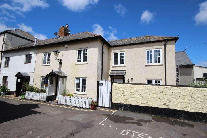 3 Bedrooms Semi Detached House for sale in Esplanade Lane, Watchet TA2