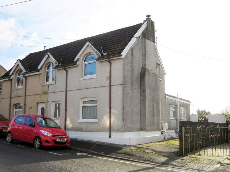 3 Bedrooms Semi Detached House for sale in Iscoed Rd, Hendy