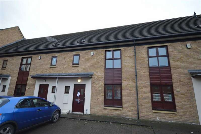 3 Bedrooms Terraced House for sale in Life Building