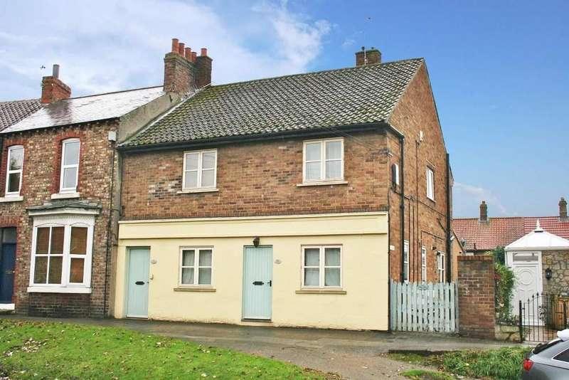 2 Bedrooms Ground Flat for sale in Hirondelle, 71c Westgate, Pickering, YO18 8AZ