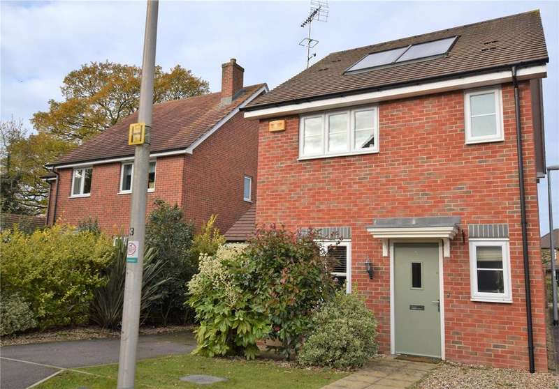 3 Bedrooms Detached House for sale in Saxon Gate, Burghfield, Reading, Berkshire, RG30