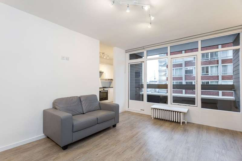Flat for sale in Dufours Place, London, W1F