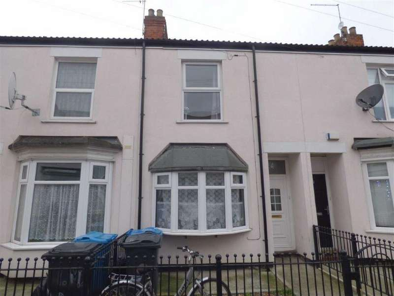 2 Bedrooms Terraced House for sale in Chester Grove, Hull, East Yorkshire, HU3
