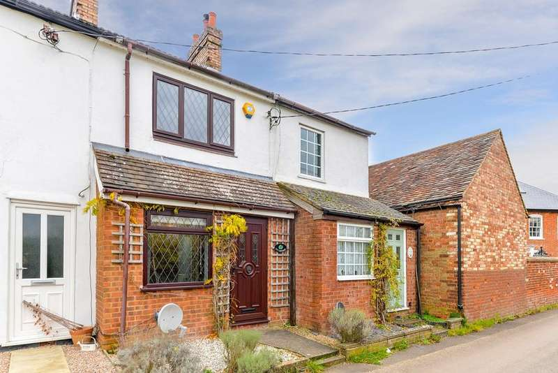 2 Bedrooms Terraced House for sale in Lower Rads End, Eversholt, MK17