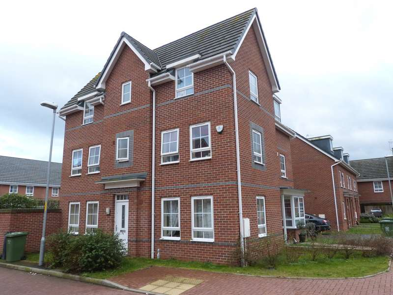 4 Bedrooms Semi Detached House for rent in Willis Place, St Johns WR2