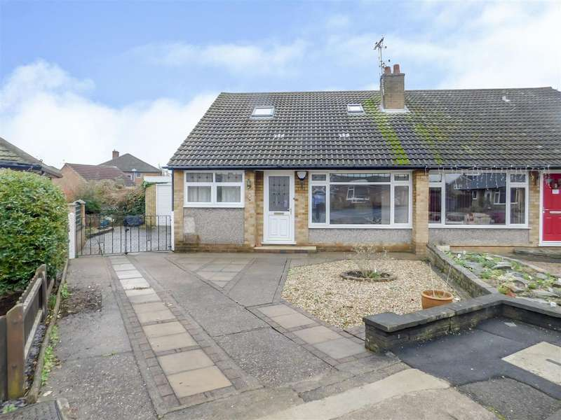 4 Bedrooms Semi Detached Bungalow for sale in Bransdale Close, Long Eaton