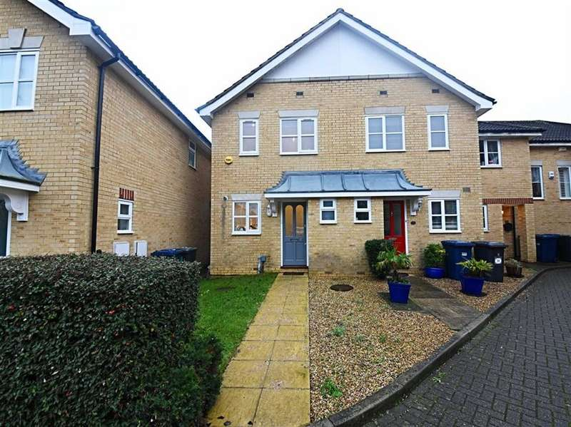 2 Bedrooms End Of Terrace House for sale in Grenville Place, Mill Hill, London, NW7