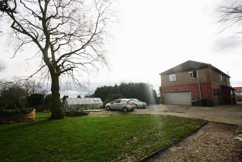 5 Bedrooms Detached House for sale in Darlington Road, Heighington Village, Newton Aycliffe