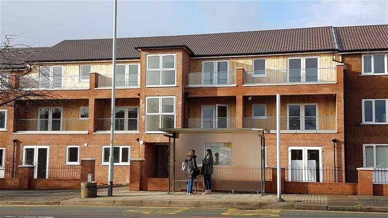 1 Bedroom Apartment Flat for sale in Gillbent Road, Cheadle Hulme