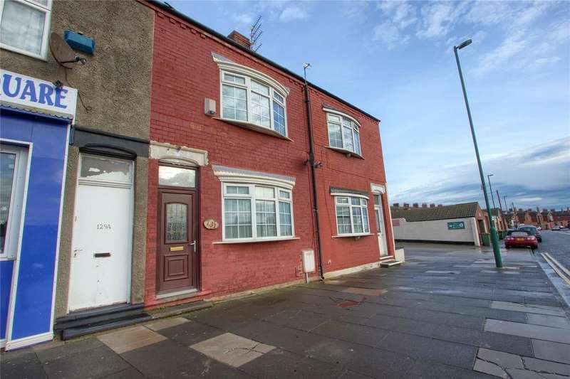 3 Bedrooms Terraced House for sale in Lord Street, Redcar