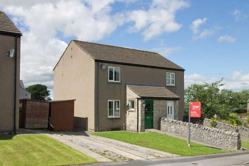 2 Bedrooms Semi Detached House for sale in 2 Manor Close, Ingleton, LA6 3BF