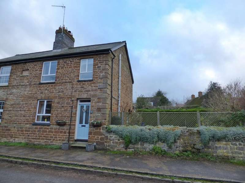 4 Bedrooms Semi Detached House for sale in High Street, Eydon