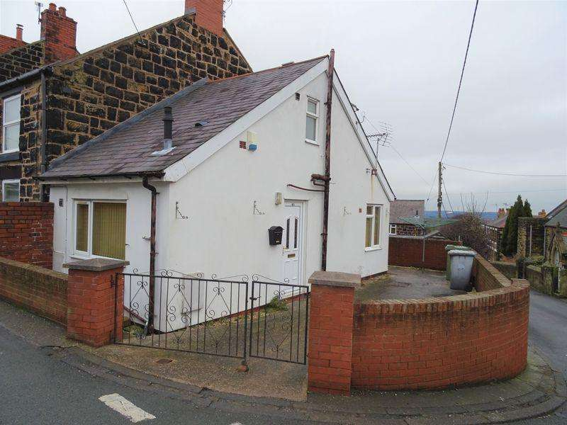 1 Bedroom End Of Terrace House for sale in Victoria Road, Brynteg