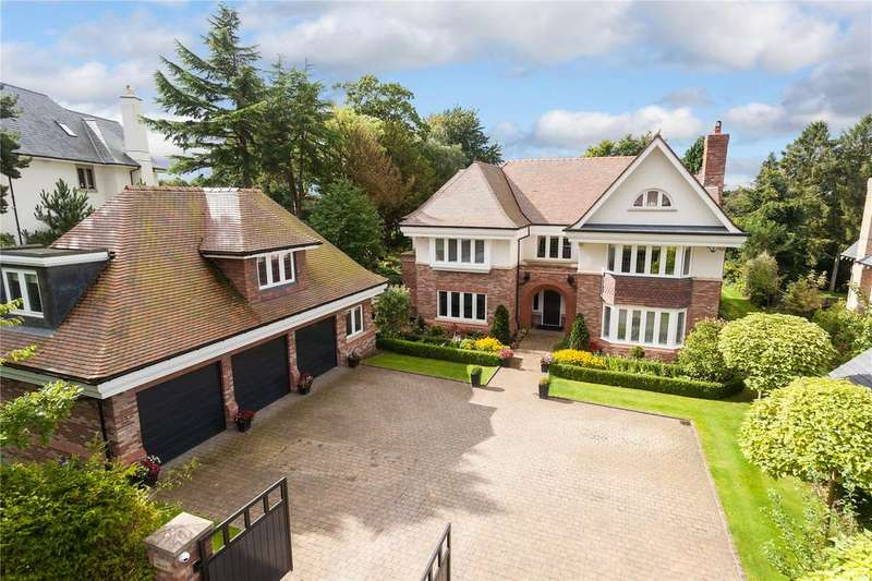 6 Bedrooms Detached House for sale in Oatlands, Macclesfield Road, Alderley Edge, Cheshire, SK9