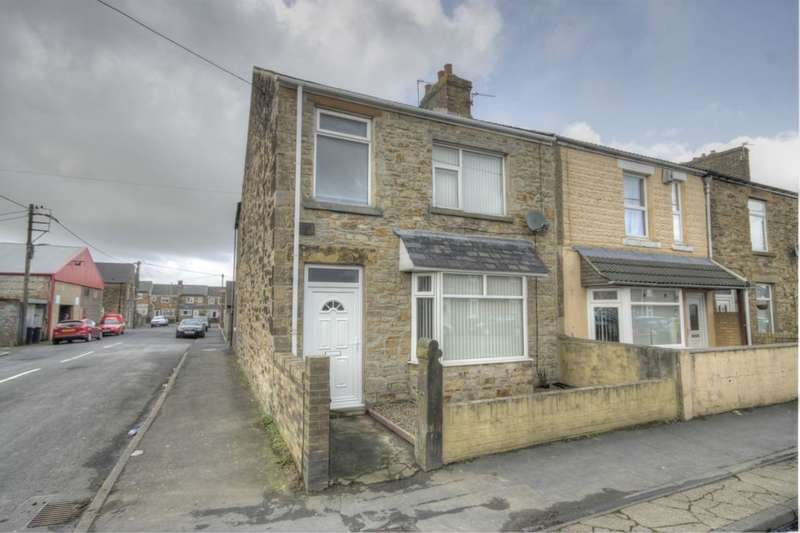 3 Bedrooms Property for sale in Sherburn Terrace, Consett, DH8